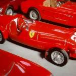 """Ferrari 166 Spyder Corsa"" by roadandtrackphotos"
