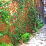 """alleyway (Barcelona spain)"" by cripto"