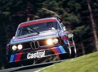 BMW CSL at Nurburgring 1974
