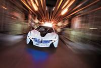 BMW Vision Efficient Dynamic Concept