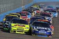 Chevy leads at Phoenix 2009
