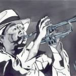"""Kermit Ruffins"" by NateWilliams"