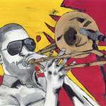 """Trombone Shorty"" by NateWilliams"