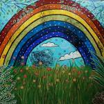 """whimsical rainbow"" by priyanka29rastogi"