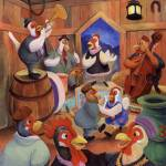 """Chicken Dance by Matthew Finger"" by MattO68"