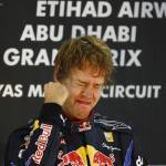 """Sebastian Vettel at Abu Dhabi 2010"" by roadandtrackphotos"