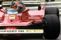 Ferrari at Monaco GP 1980
