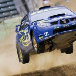 """Subaru WRX STi at the X Games 2006"" by roadandtrackphotos"