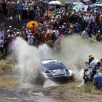 """Ford Fiesta RS at the Acropolis Rally 2011"" by roadandtrackphotos"