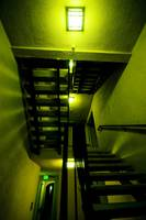 Five Lights and Some Stairs