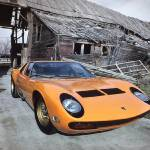 """1972 Lamborghini Miura SV"" by roadandtrackphotos"