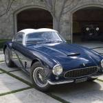 """1956 Ferrari 250 GT Zagato"" by roadandtrackphotos"