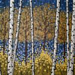 """Through The Birches"" by AaronKloss"