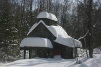 Sugar House in Winter