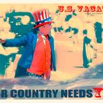 """Travel Posters - Your Country Needs You"" by Black_White_Photos"