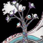 """All Seeing Tree"" by Tiffany-Jean"