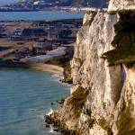 """The White Cliffs and Dover"" by Serena"