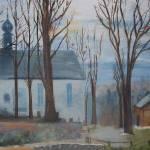"""""""Austrian Abbey"""" by Pamla"""