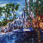 """Cascade"" by ArtlbyYelena"