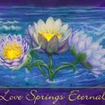 """Love Springs Eternal"" by heidihanson"