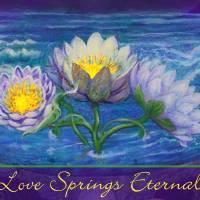 Love Springs Eternal Art Prints & Posters by Heidi Hanson