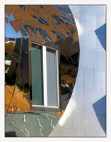 Gehry's Metal Space