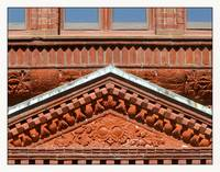 H H Richardson Architectural Pediment