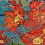 """Sea of Flowers"" by maryanneardito"
