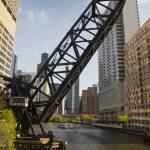 """Kinzie Street Bridge"" by ZPPhoto"