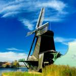 """EE-041 Windmill"" by marywhitmer"