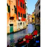 """EE-042 Colorful Canal"" by marywhitmer"
