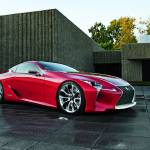 """Lexus LF-LC Concept 2012"" by roadandtrackphotos"