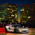 """Hennessey Venom GT 2011"" by roadandtrackphotos"