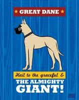Great Dane Royal/Red