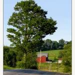 """Wellsboro Pennsylvania Rural Road"" by CuriousEye"
