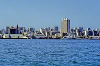 Maputo from River
