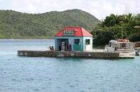 Marina Cay Fuel Dock