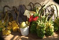Bunches of Bananas Hanuman Temple