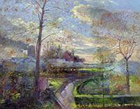 Smoke Drift, Autumn by Timothy Easton