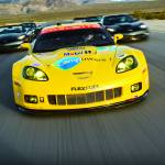 """Chevrolet Corvette C6.R 2011"" by roadandtrackphotos"