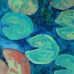 """""""Pond Gemstones 4"""" by schulmanart"""