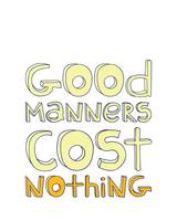 Good Manners • Sunny