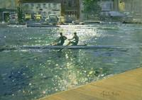 Crossing the Light Break, Henley by Timothy Easton