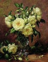 White Roses, A Gift from the Heart by A. Williams
