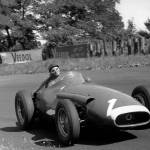 """Maserati at German GP 1957"" by roadandtrackphotos"