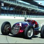 """Boyle Special Maserati Indy Roadster 1939"" by roadandtrackphotos"