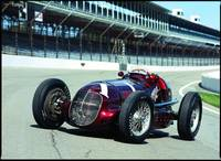 Boyle Special Maserati Indy Roadster 1939