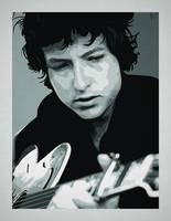 Bob Dylan Pop Art