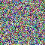"""Dynamic Color Square"" by sam_ng"