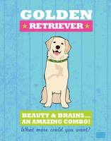 Golden Retriever2 Blue/Green